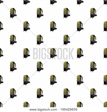 Box of matches pattern seamless repeat in cartoon style vector illustration