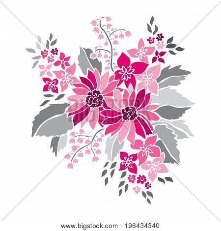 Decorative Floral Bouquet
