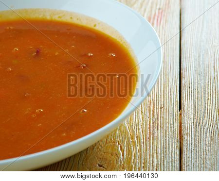 Irish Potato And Parsley Soup