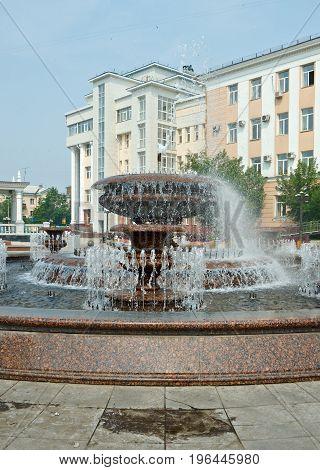 Ulan-ude City