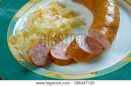 Carniolan Sausage