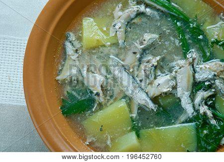 Finnish Fish Soup