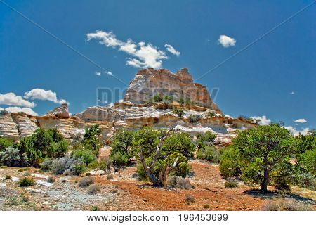 Great landscape of Utah state. USA