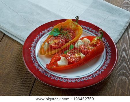 Piedmontese Roasted Peppers