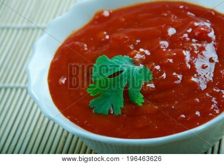 Kuwaiti Tomato Sauce