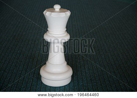 King chess fugure dark background concept strategy