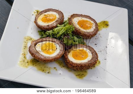 Artisan Scotch Eggs