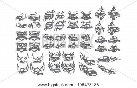Cars Set Bundle Collection Service16