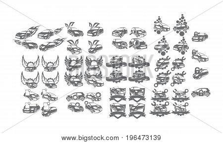 Cars Set Bundle Collection Service17