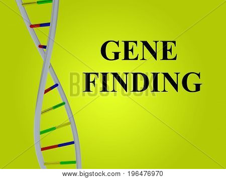 Gene Finding Concept