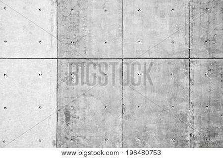 White Concrete Wall, Background Photo