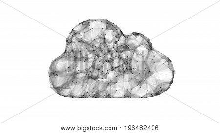 Cloud Computing, It Symbol Of The Cloud Technologies