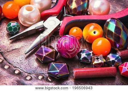 Making Jewelry From Beads