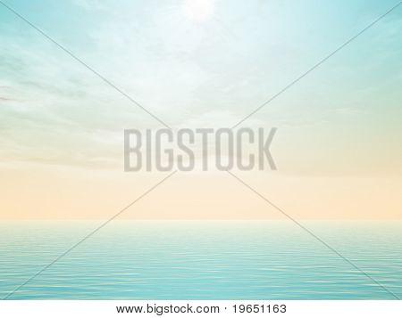 sea poster