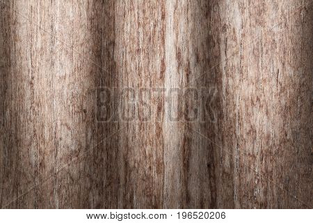Wood texture background for interior, exterior or industrial construction idea concept design.