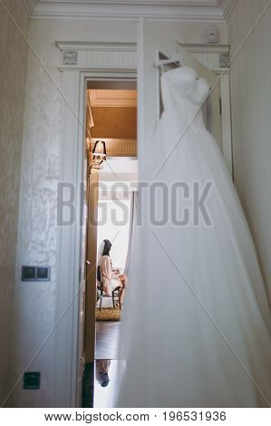Beautiful Bride Wedding Dresses Separately
