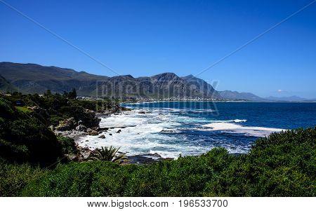 Stunning natural beauty of the Cape peninsula