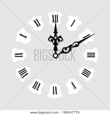 Elegant Wall Clock
