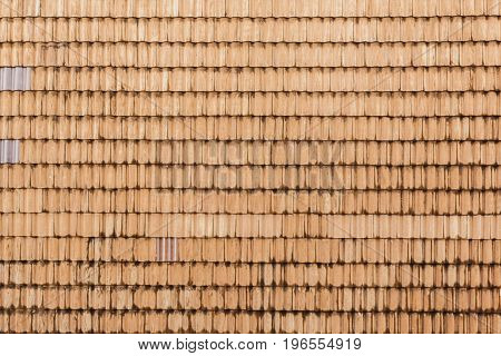 Tile old orange Roofing Seamless Texture background