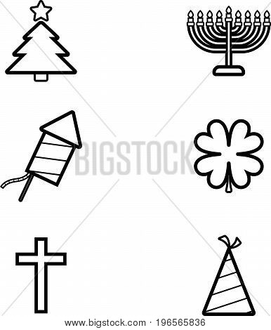 Holiday Icon Designs