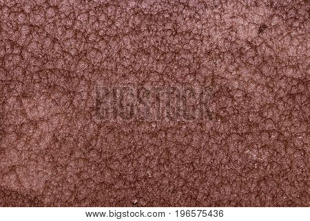 brown or bronze hammered metal backgroundabstract metalic texture sheet of metal surface painted with hammer paint
