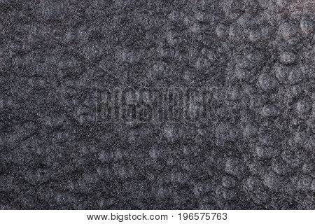 black hammered metal backgroundabstract metalic texture sheet of metal surface painted with hammer paint