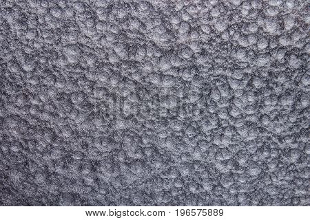 silver hammered metal backgroundabstract metalic texture sheet of metal surface painted with hammer paint