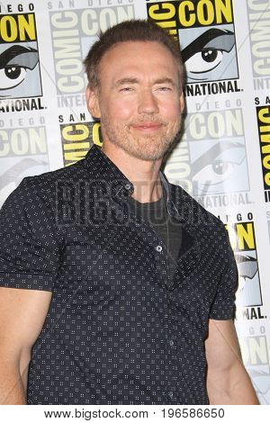 SAN DIEGO - July 20:  Kevin Durand at the Comic-Con Day One at the Comic-Con International on July 20, 2017 in San Diego, CA