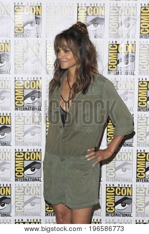 SAN DIEGO - July 20:  Halle Berry at the