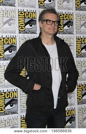 SAN DIEGO - July 20:  Colin Firth at the