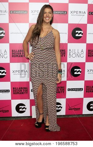 LOS ANGELES - JUL 25:  Jordan Corey at the Billabong's 6th Annual Design For Humanity Event at the Paramount Studios on July 25, 2012 in Los Angeles, CA