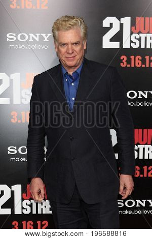 LOS ANGELES - APR 13:  Christopher McDonald at the