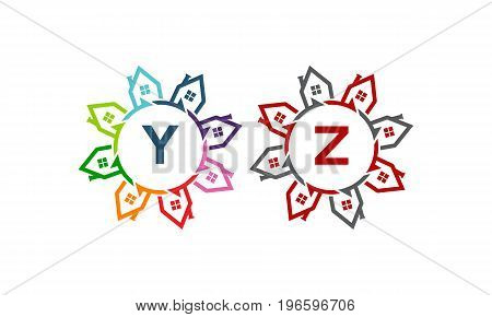 This image describe about Real Estate Star Solution Initial Y Z