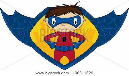 Superboy Hero Graphic