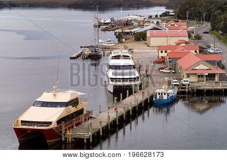 Strahan Village Tasmania