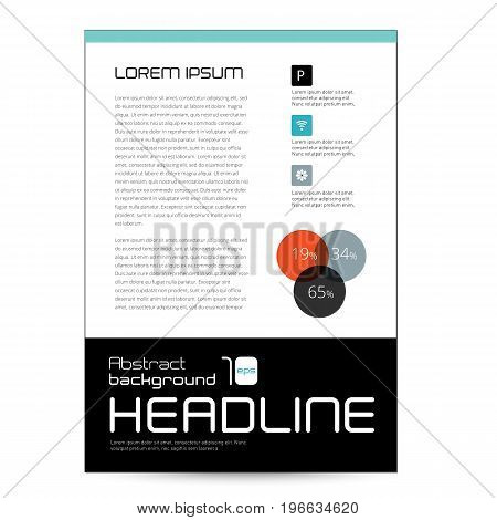 ollection set cover business brochure vector design, Leaflet advertising abstract background, Modern poster magazine layout template, Annual report for presentation.