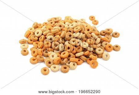 Multigrain Hoops Breakfast Cereal