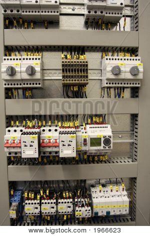 Neue Control Panel