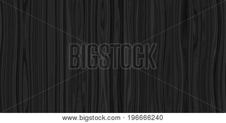 Black Wood Seamless Texture