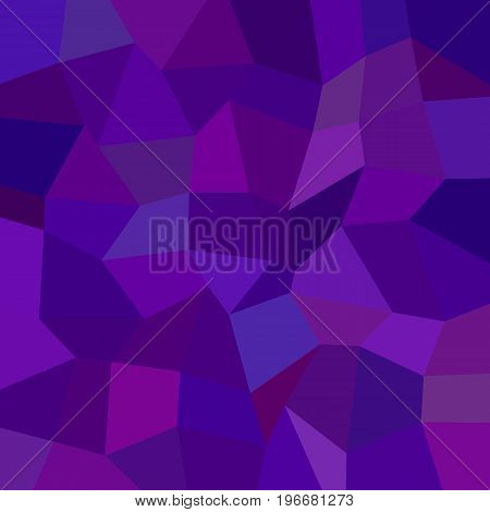 Geometrical abstract irregular rectangle tile mosaic pattern background - polygonal vector illustration from dark purple rectangles