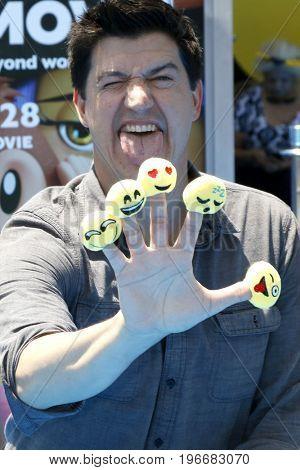 LOS ANGELES - JUL 23:  Ken Marino at
