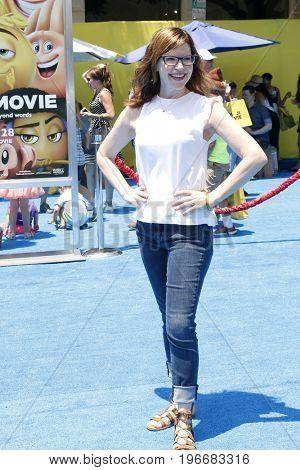 LOS ANGELES - JUL 23:  Lisa Loeb at