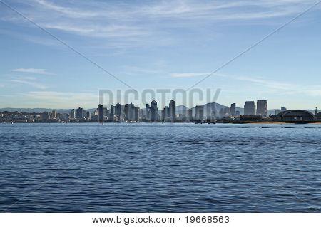 San Diego Skyline Daylight
