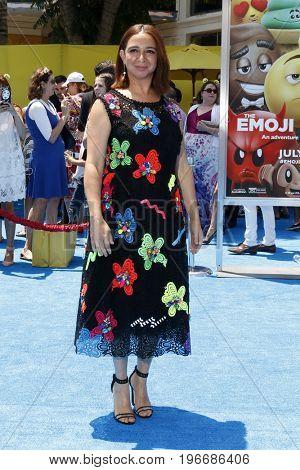 LOS ANGELES - JUL 23:  Maya Rudolph at