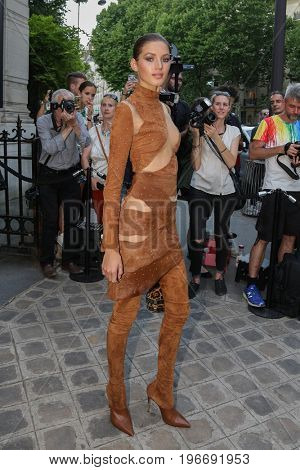 PARIS, FRANCE - JULY 04:  Valery Kaufman attends Vogue Foundation Dinner  as part of Paris Fashion Week  Haute Couture Fall/Winter 2017-2018 July 4, 2017  Paris, France