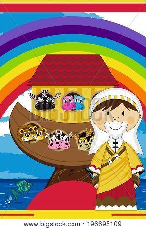 Noah And Ark 1