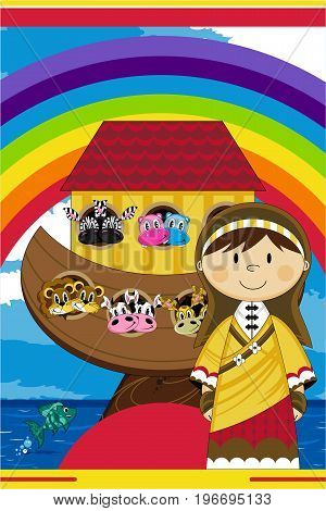 Noah And Ark 2