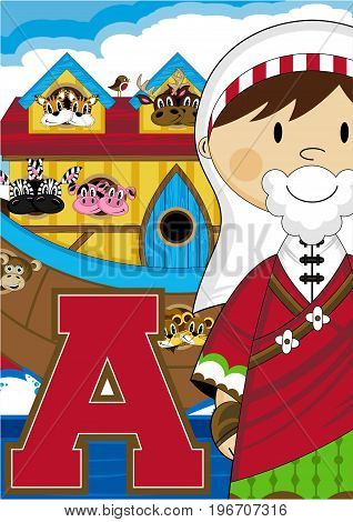 A Is For Ark 1