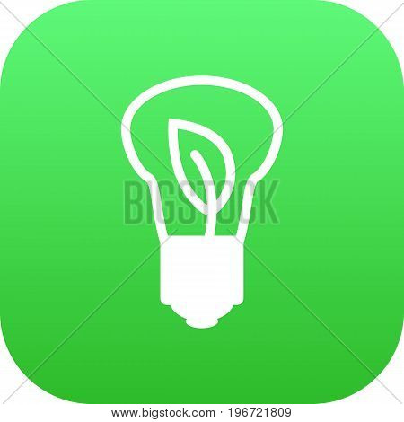 Vector Saving  Element In Trendy Style.  Isolated Charge Icon Symbol On Clean Background.