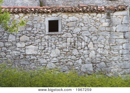Old Ancient Wall